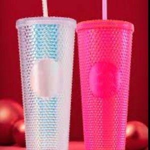 Starbucks Iridescent Cold Cups